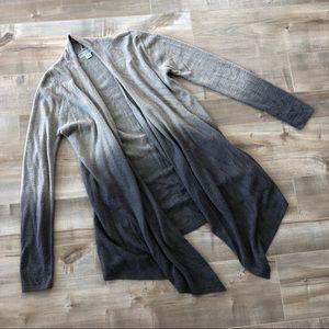 Barefoot Dreams ombré Calypso cardigan